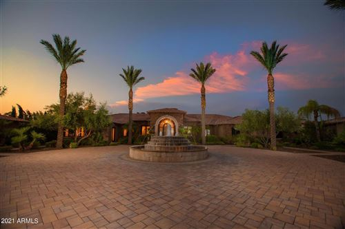 Photo of 6920 E HUMMINGBIRD Lane, Paradise Valley, AZ 85253 (MLS # 6273362)
