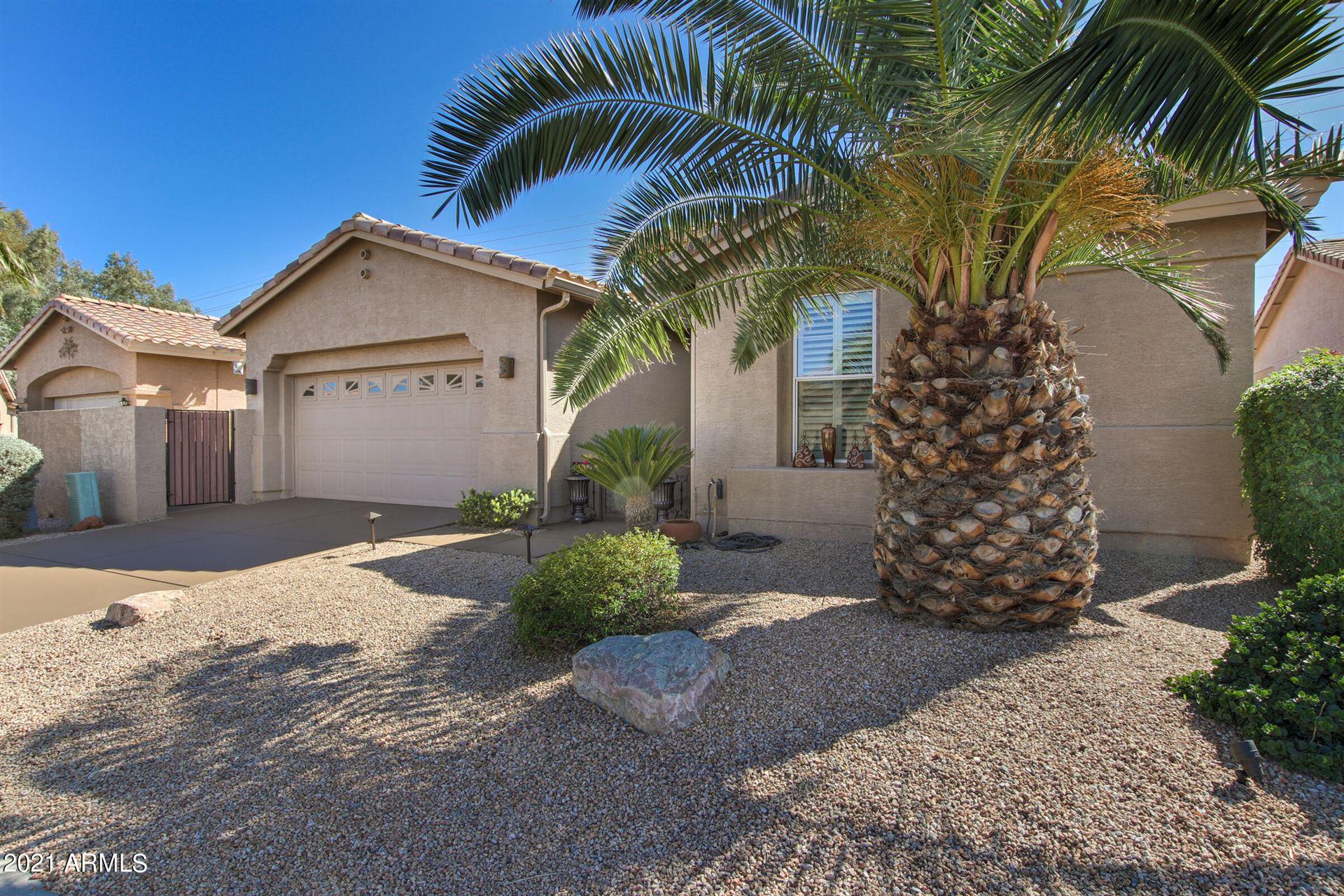 Photo of 9843 E STONEY VISTA Drive, Sun Lakes, AZ 85248 (MLS # 6201363)