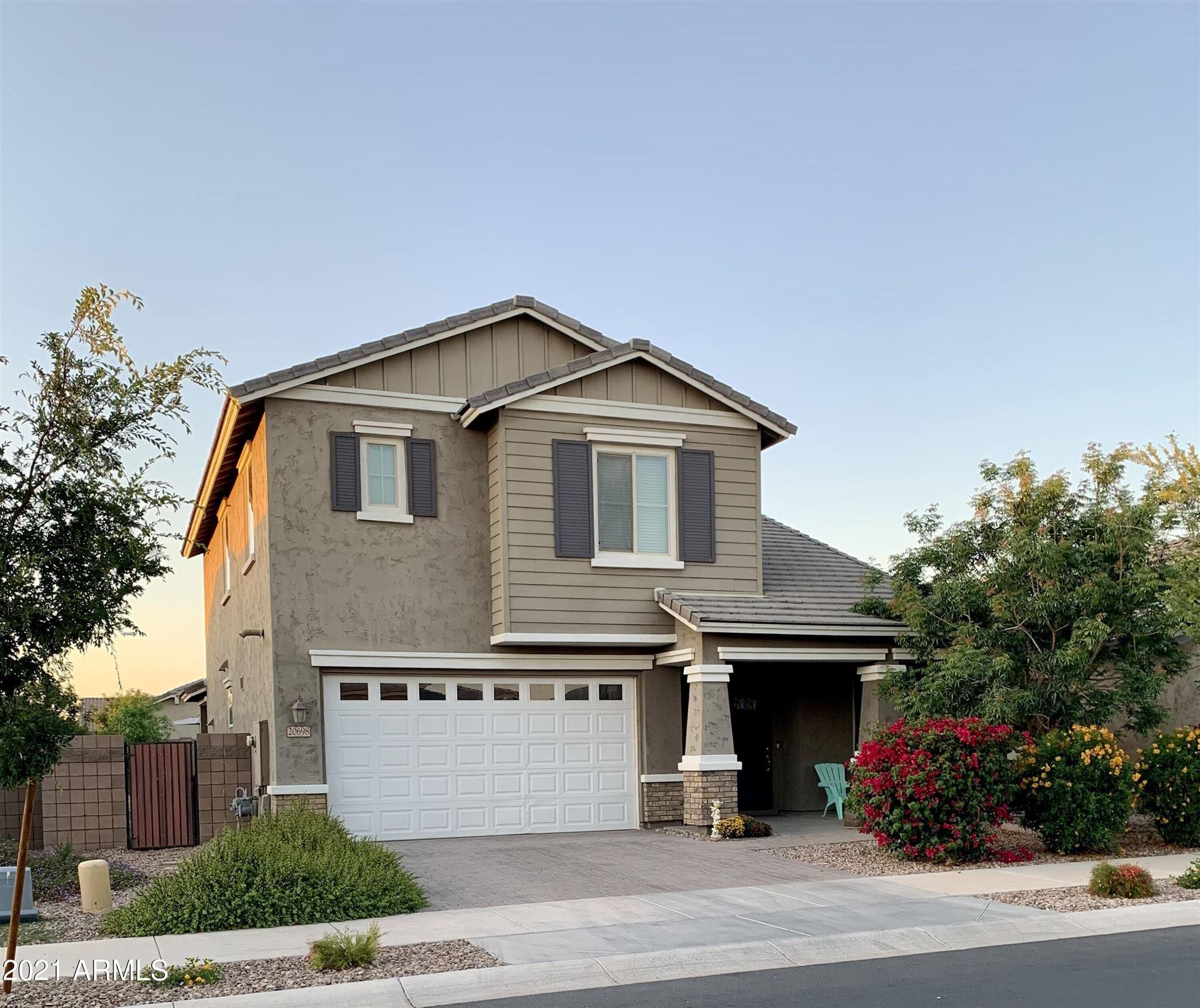 Photo of 20698 E CANARY Way, Queen Creek, AZ 85142 (MLS # 6231363)