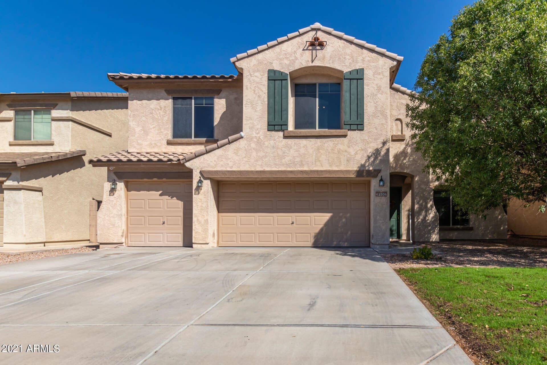 Photo for 43306 W MARICOPA Avenue, Maricopa, AZ 85138 (MLS # 6298363)