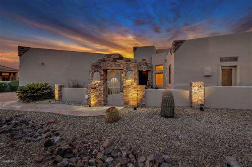Photo of 7130 E SADDLEBACK Street #44, Mesa, AZ 85207 (MLS # 6125364)