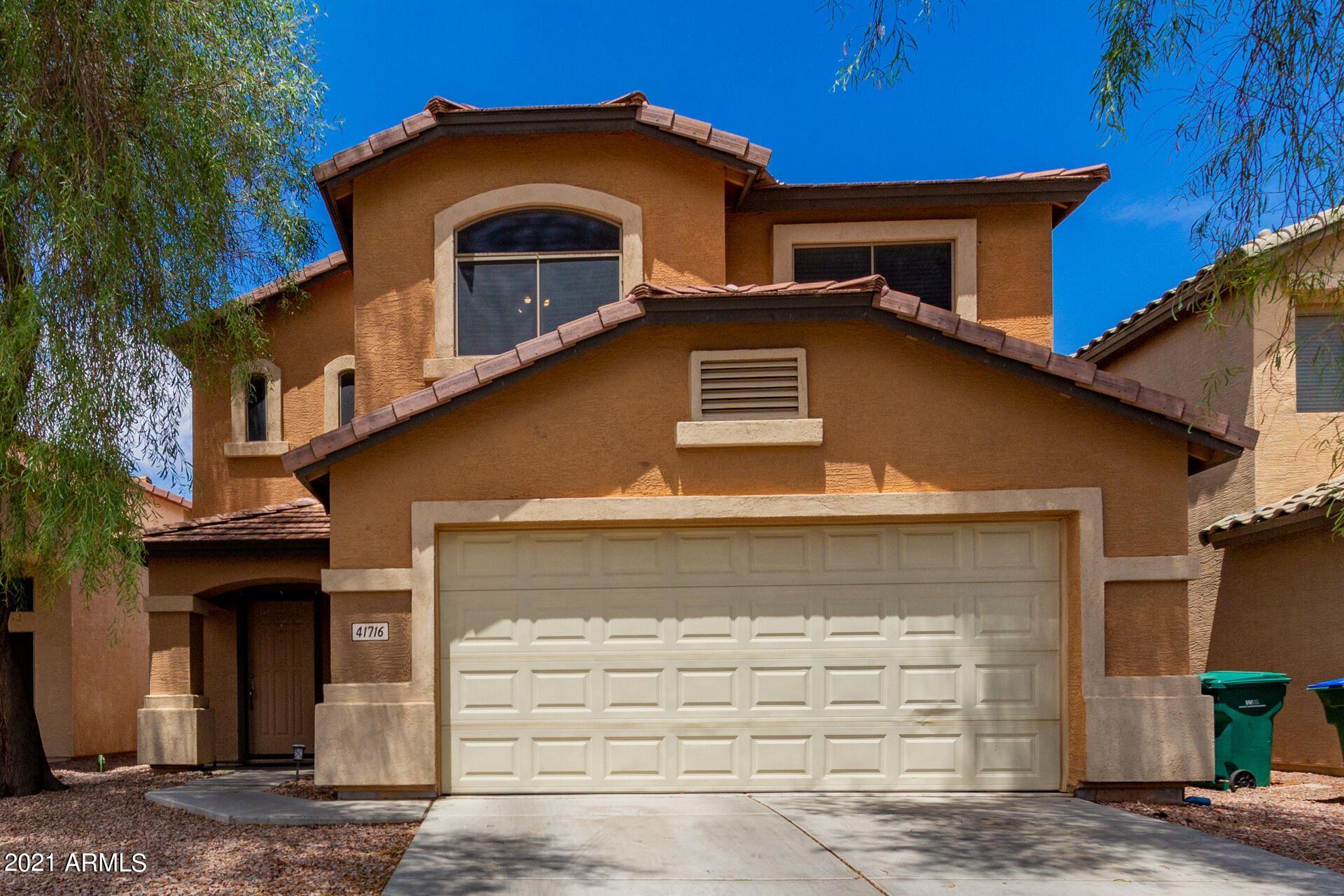 Photo for 41716 W SUNLAND Drive, Maricopa, AZ 85138 (MLS # 6266364)