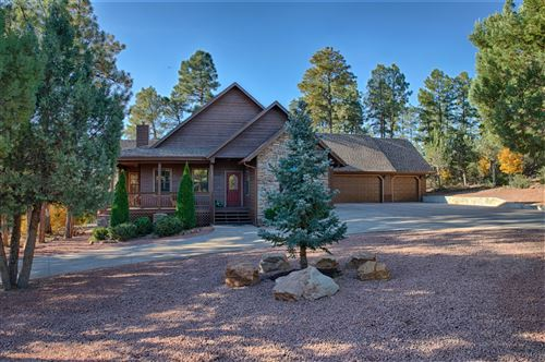 Photo of 1221 E Pine Oaks Drive, Show Low, AZ 85901 (MLS # 6023365)