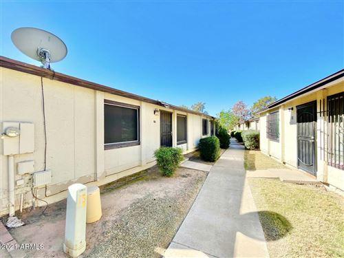 Photo of 3120 N 67TH Lane #37, Phoenix, AZ 85033 (MLS # 6311365)