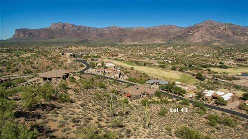 Photo of 4264 S AVENIDA DE ANGELES --, Gold Canyon, AZ 85118 (MLS # 6056366)