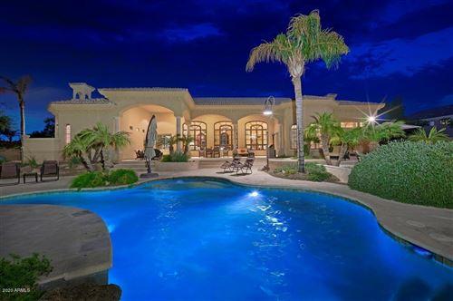 Photo of 6651 W VISTA BONITA Drive, Glendale, AZ 85310 (MLS # 6145366)