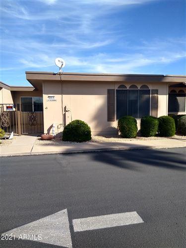 Photo of 13721 N 98TH Avenue #I, Sun City, AZ 85351 (MLS # 6198366)
