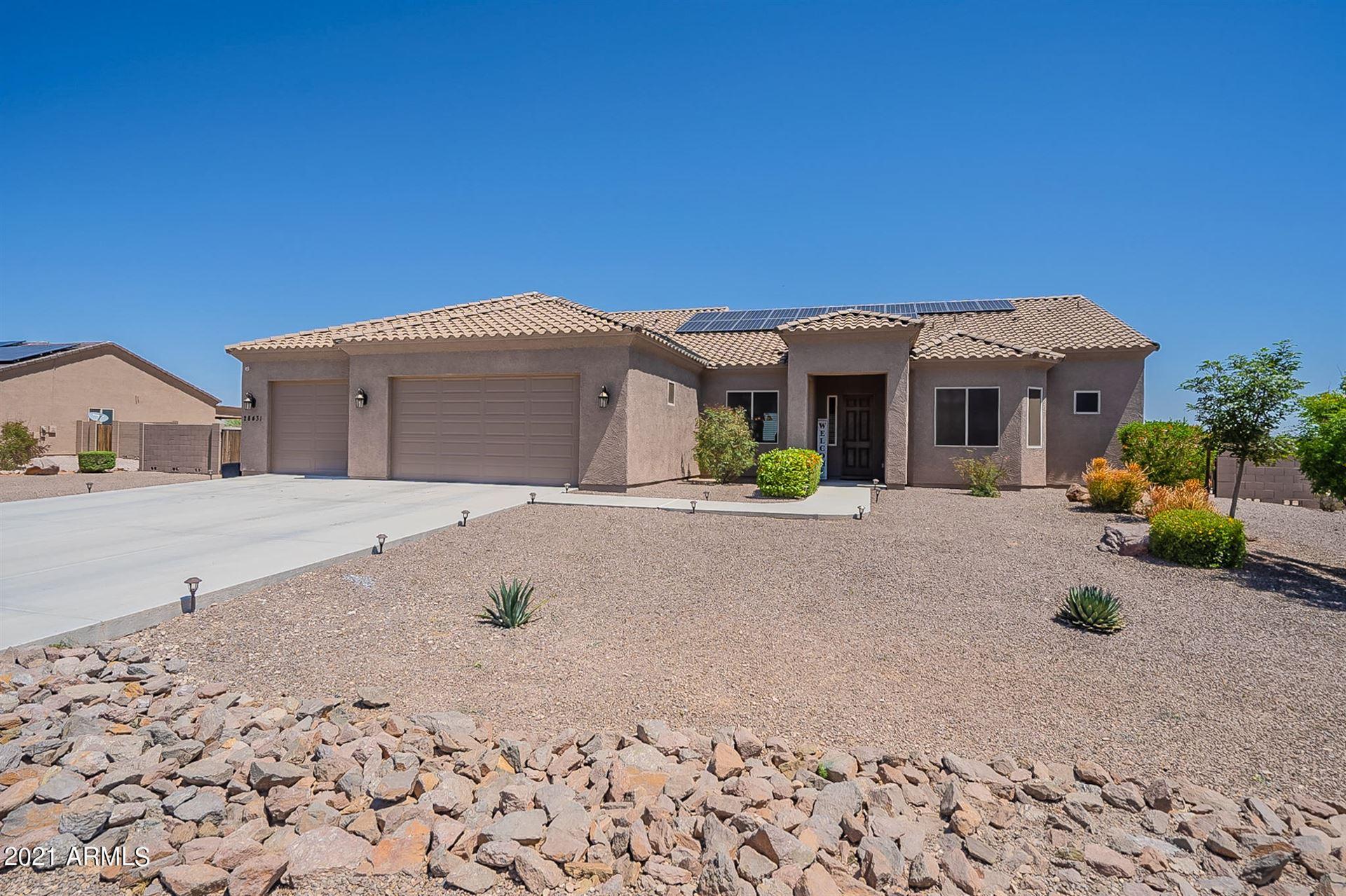 Photo of 28431 N BUSH Street, Wittmann, AZ 85361 (MLS # 6225366)