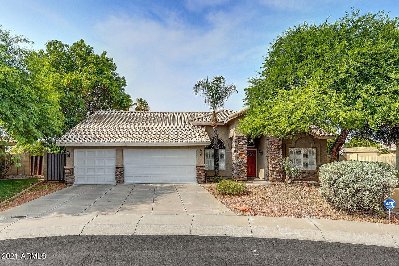 Photo of 14841 N 42ND Place, Phoenix, AZ 85032 (MLS # 6269367)