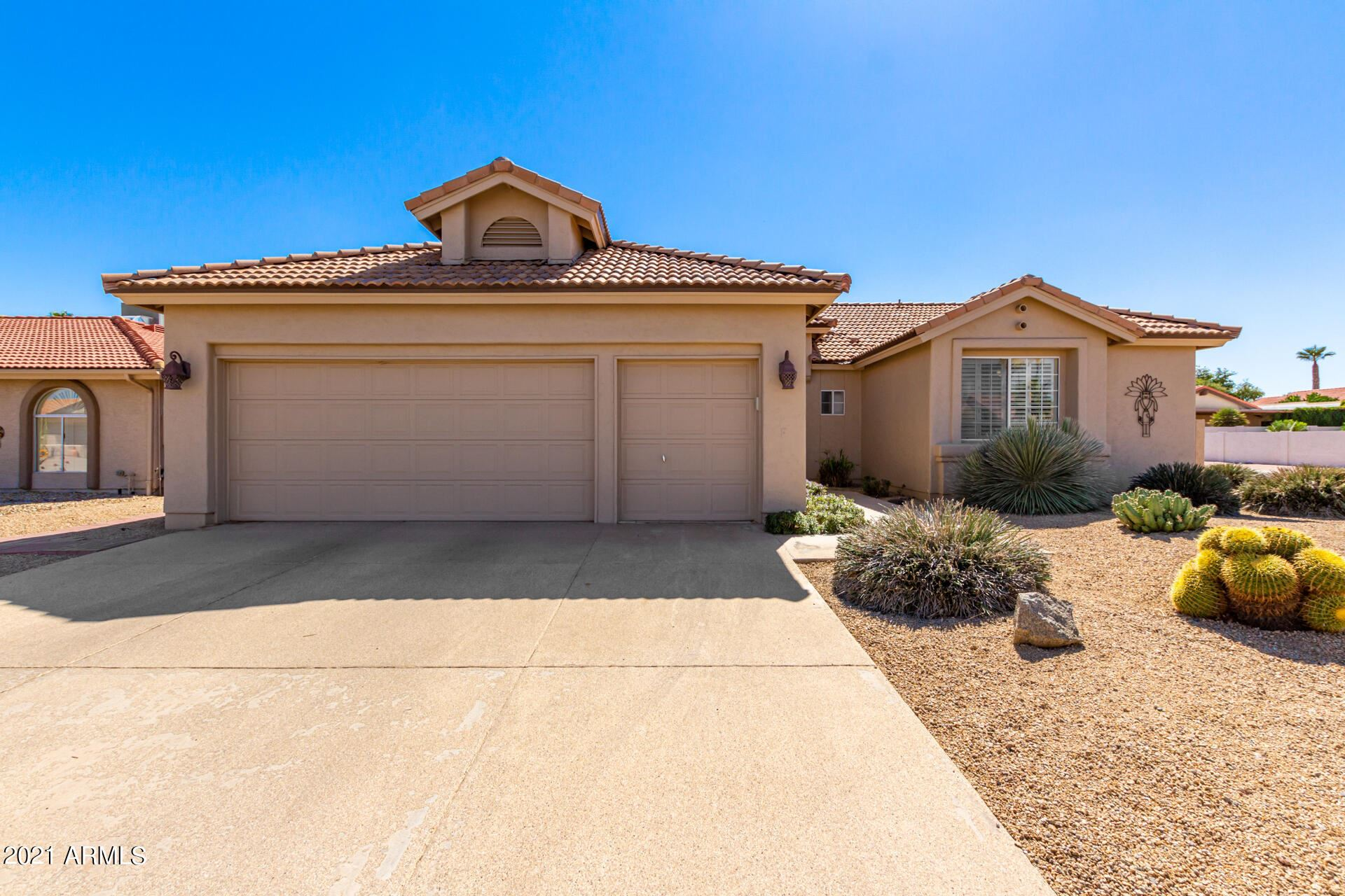 Photo of 10501 E FLINTLOCK Drive, Sun Lakes, AZ 85248 (MLS # 6309367)