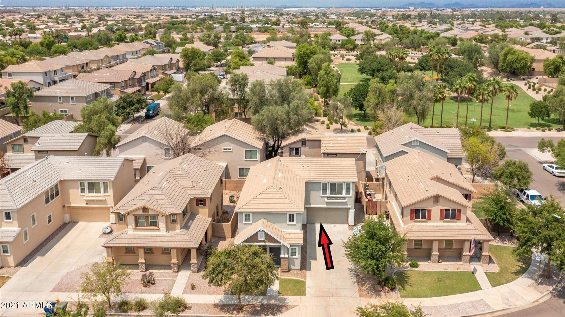 Photo of 4206 W IRWIN Avenue, Phoenix, AZ 85041 (MLS # 6269368)