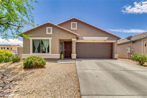 Photo of 40809 W SANDERS Way, Maricopa, AZ 85138 (MLS # 6096370)