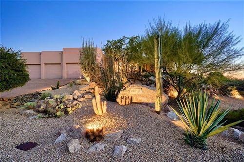 Photo of 10537 E Skinner Drive, Scottsdale, AZ 85262 (MLS # 6143370)