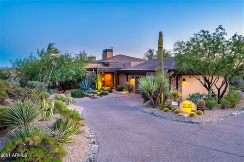 Photo of 10151 E NOLINA Trail, Scottsdale, AZ 85262 (MLS # 6236370)