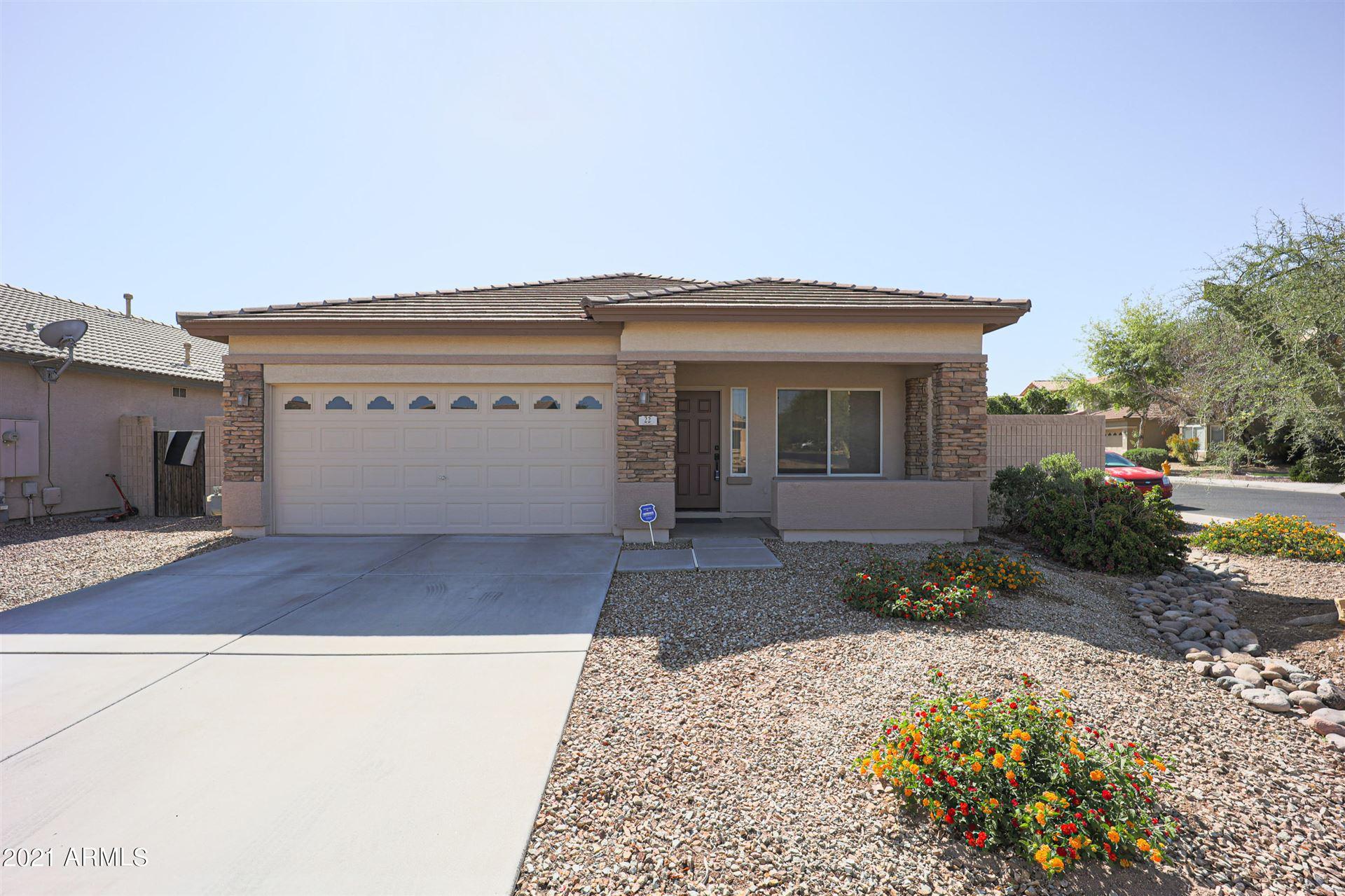 22 N 124TH Avenue, Avondale, AZ 85323 - MLS#: 6224370