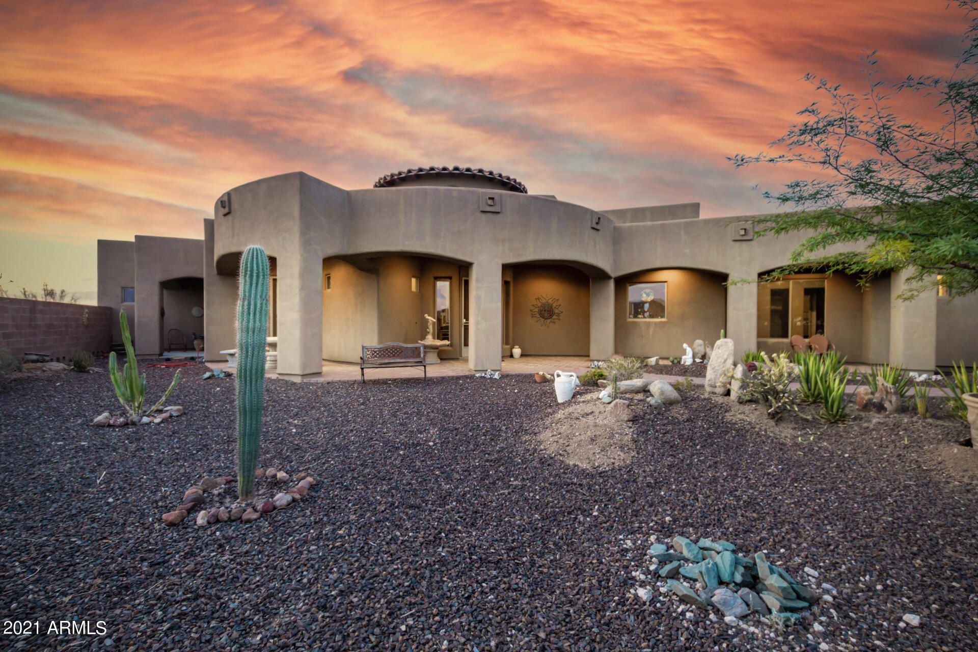 Photo of 44734 N PERDIZ Drive, New River, AZ 85087 (MLS # 6260370)