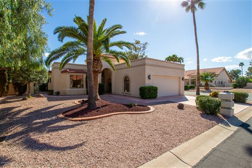 Photo of 10827 E CHESTNUT Drive, Sun Lakes, AZ 85248 (MLS # 6053371)