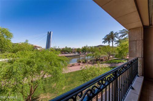 Photo of 7181 E Camelback Road #205, Scottsdale, AZ 85251 (MLS # 6210371)