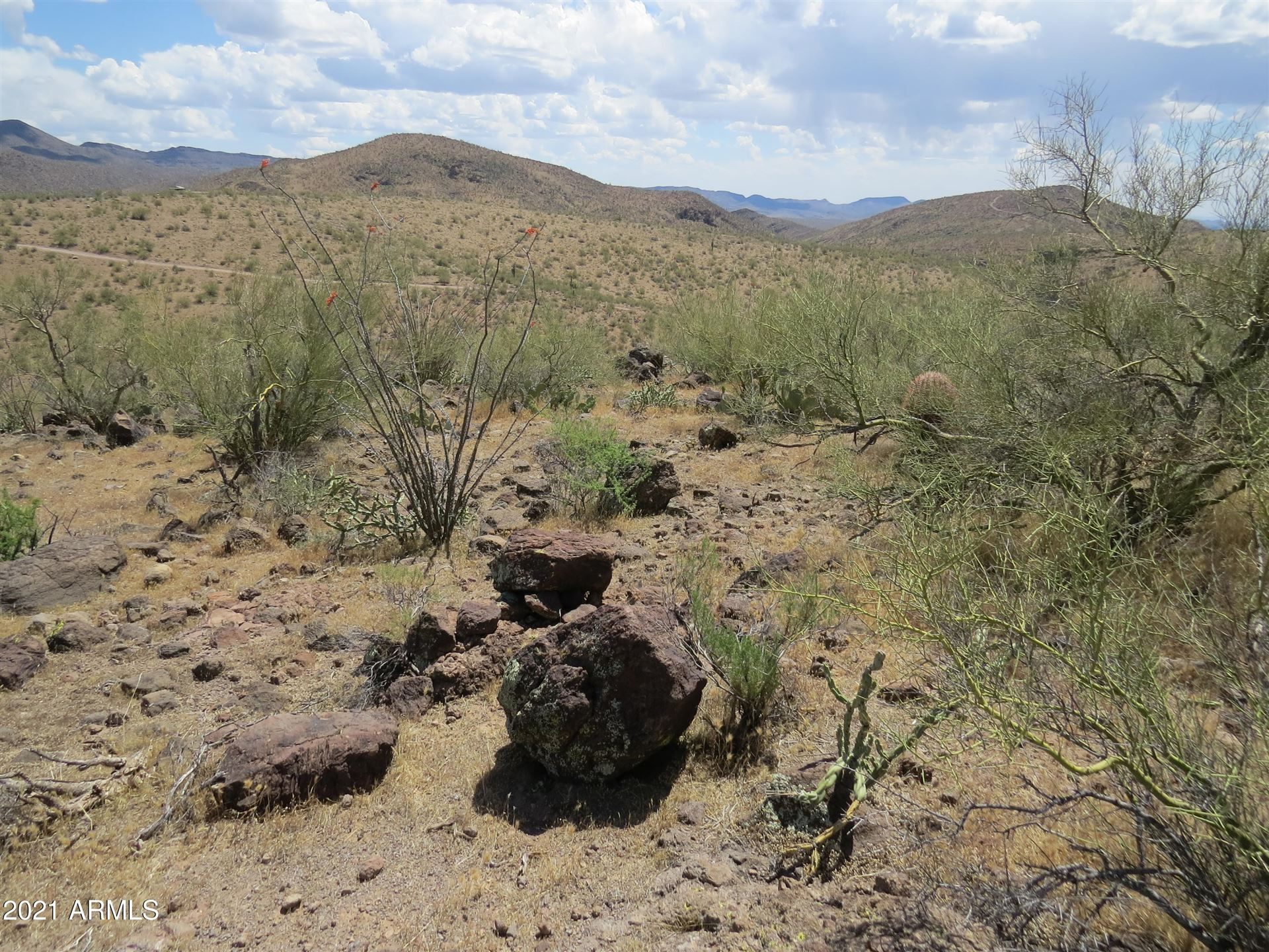 Photo of 0000 N Columbia lot 75 A Road, Morristown, AZ 85342 (MLS # 6230371)
