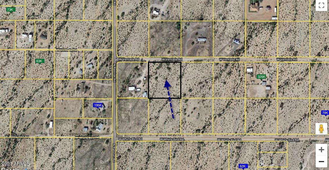 Photo for 0 W Ventada Road, Maricopa, AZ 85139 (MLS # 6266372)