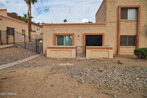 Photo of 10411 N 11TH Avenue #28, Phoenix, AZ 85021 (MLS # 6185373)