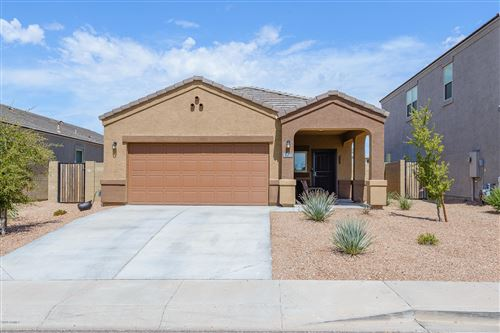 Photo of 3562 N 300TH Drive, Buckeye, AZ 85396 (MLS # 6109374)