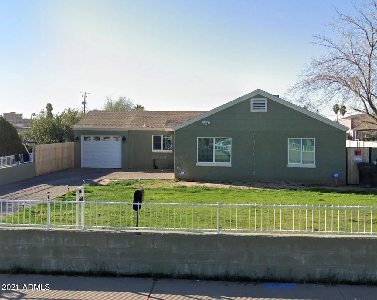 Photo of 5335 W MYRTLE Avenue, Glendale, AZ 85301 (MLS # 6197374)