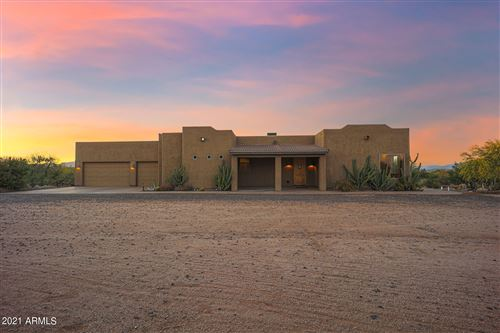 Photo of 28407 N 154TH Place, Scottsdale, AZ 85262 (MLS # 6230375)