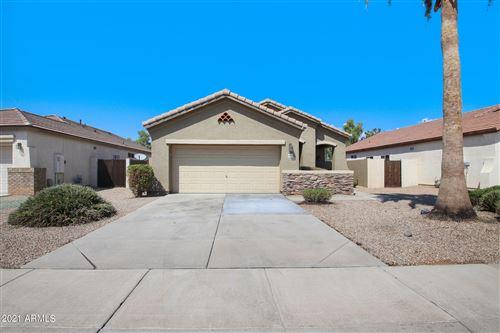 Photo of 2636 E Calle Del Norte Drive, Gilbert, AZ 85296 (MLS # 6292375)