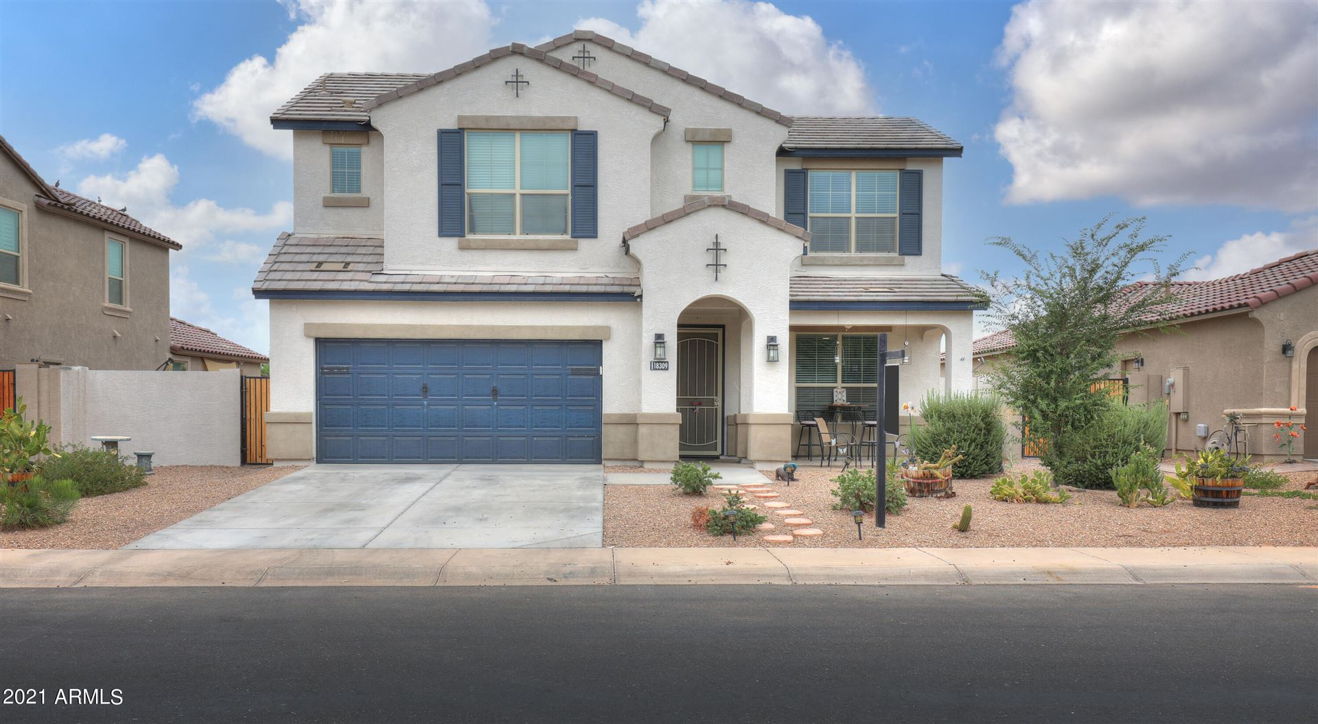 Photo for 18309 N CRESTVIEW Lane, Maricopa, AZ 85138 (MLS # 6259375)