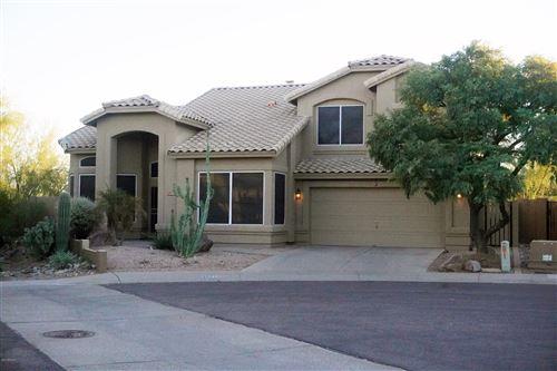 Photo of 18920 N 90TH Place N, Scottsdale, AZ 85255 (MLS # 6155376)