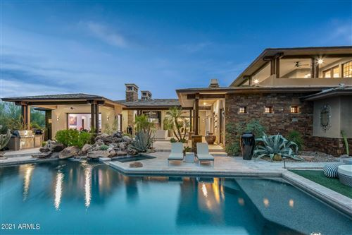 Photo of 38245 N 108TH Street, Scottsdale, AZ 85262 (MLS # 6262376)