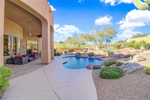 Photo of 10480 E QUARTZ ROCK Road, Scottsdale, AZ 85255 (MLS # 6011377)