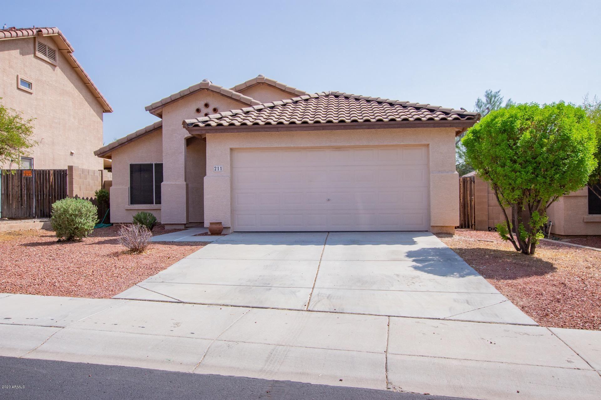 211 S 229TH Drive, Buckeye, AZ 85326 - MLS#: 6137378