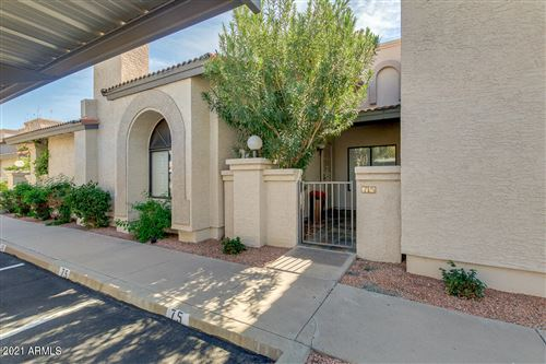 Photo of 1718 S LONGMORE Street #75, Mesa, AZ 85202 (MLS # 6198379)