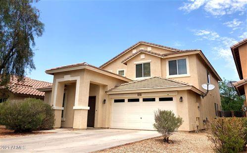 Tiny photo for 44402 W OSTER Drive, Maricopa, AZ 85138 (MLS # 6260379)