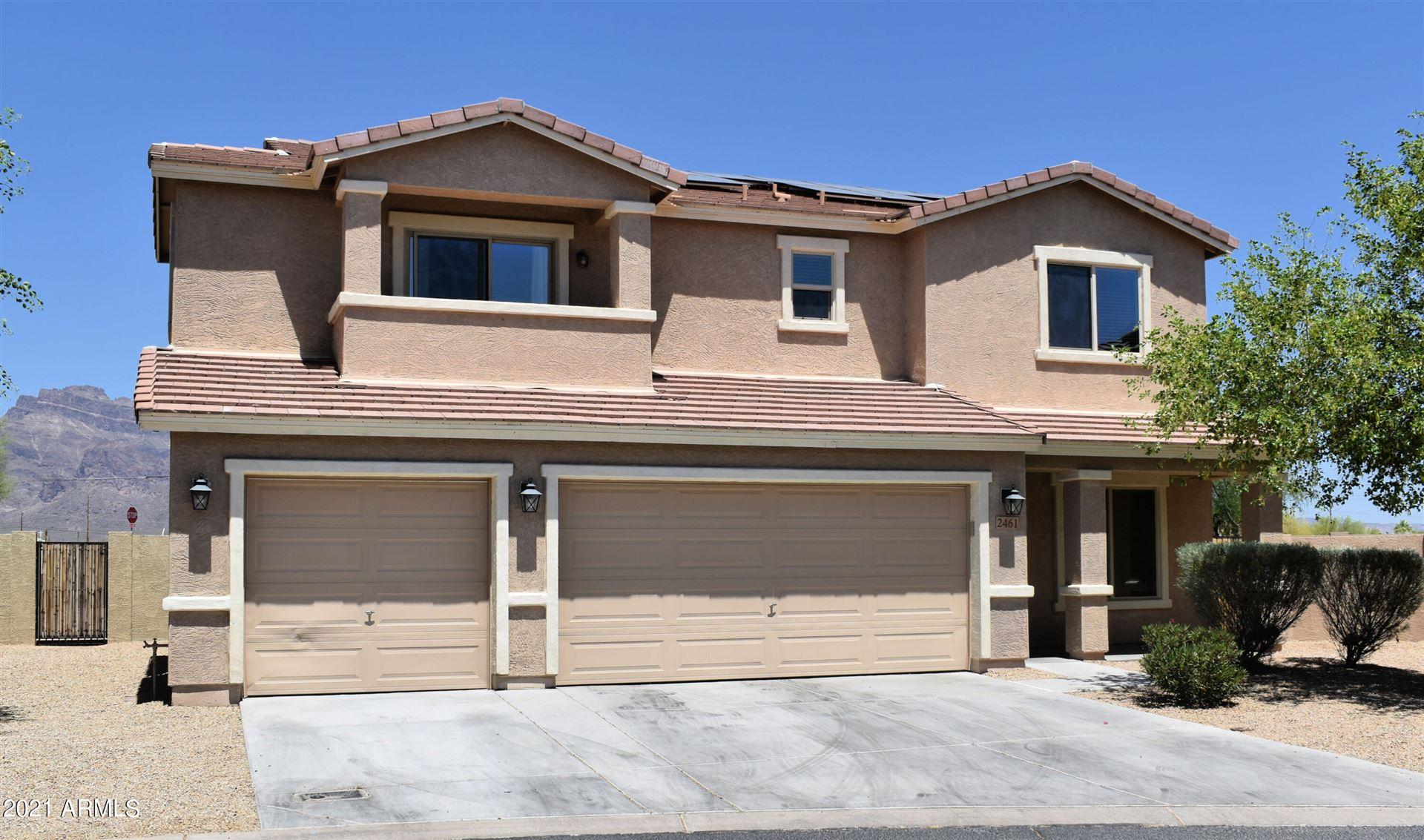 Photo of 2461 S CONESTOGA Road, Apache Junction, AZ 85119 (MLS # 6246379)