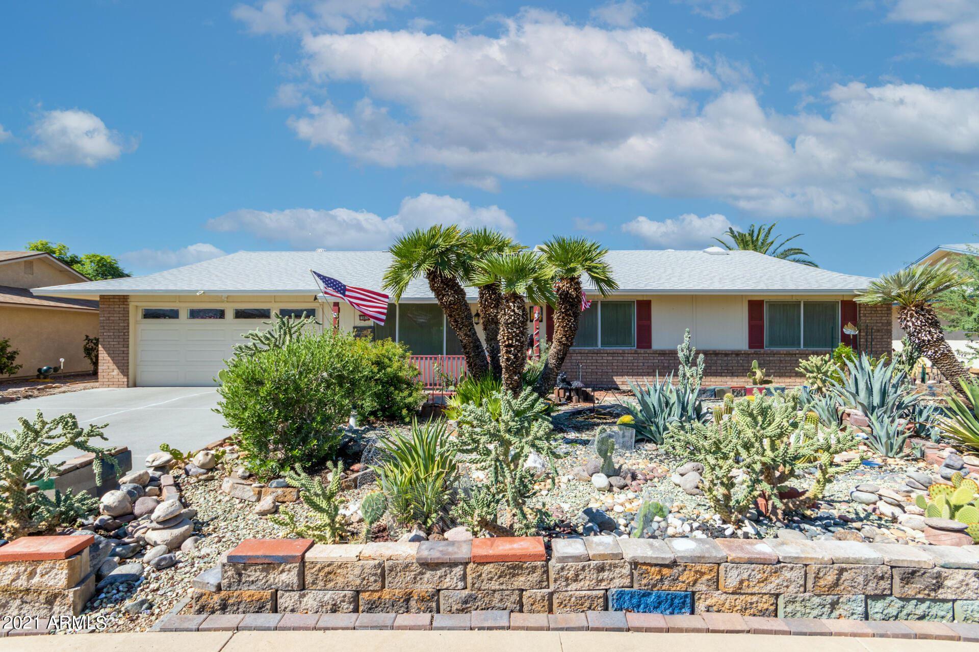 Photo of 19826 N TURQUOISE HILLS Drive, Sun City, AZ 85373 (MLS # 6296379)