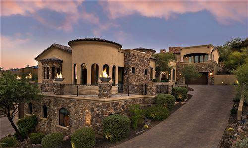 Photo of 10330 N Fire Canyon --, Fountain Hills, AZ 85268 (MLS # 6058380)
