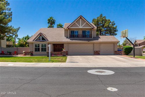 Photo of 6301 E MONTREAL Place, Scottsdale, AZ 85254 (MLS # 6232380)