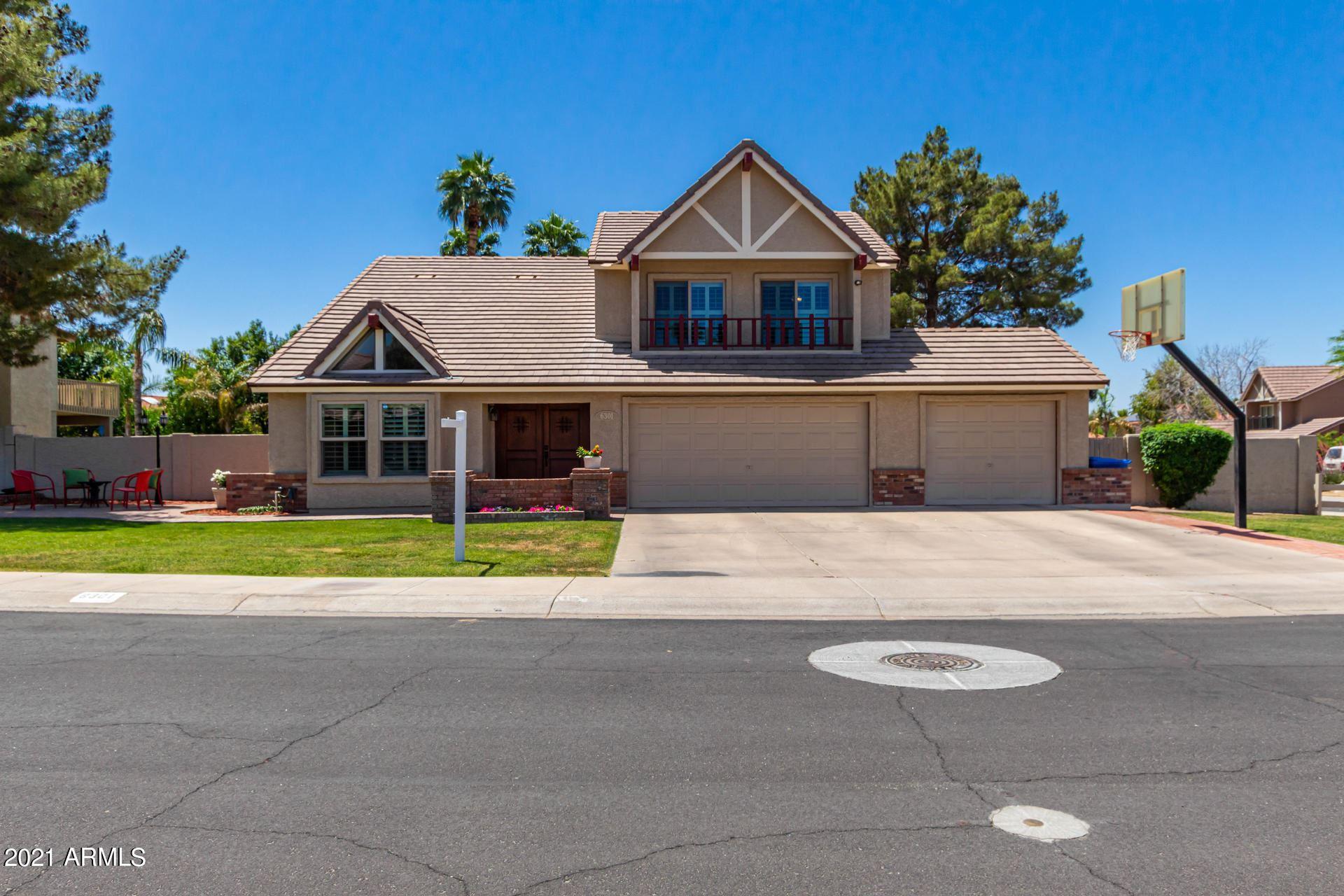 6301 E MONTREAL Place, Scottsdale, AZ 85254 - MLS#: 6232380