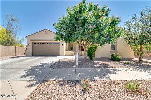 Photo of 20965 E CAMINA BUENA Vista, Queen Creek, AZ 85142 (MLS # 6234381)