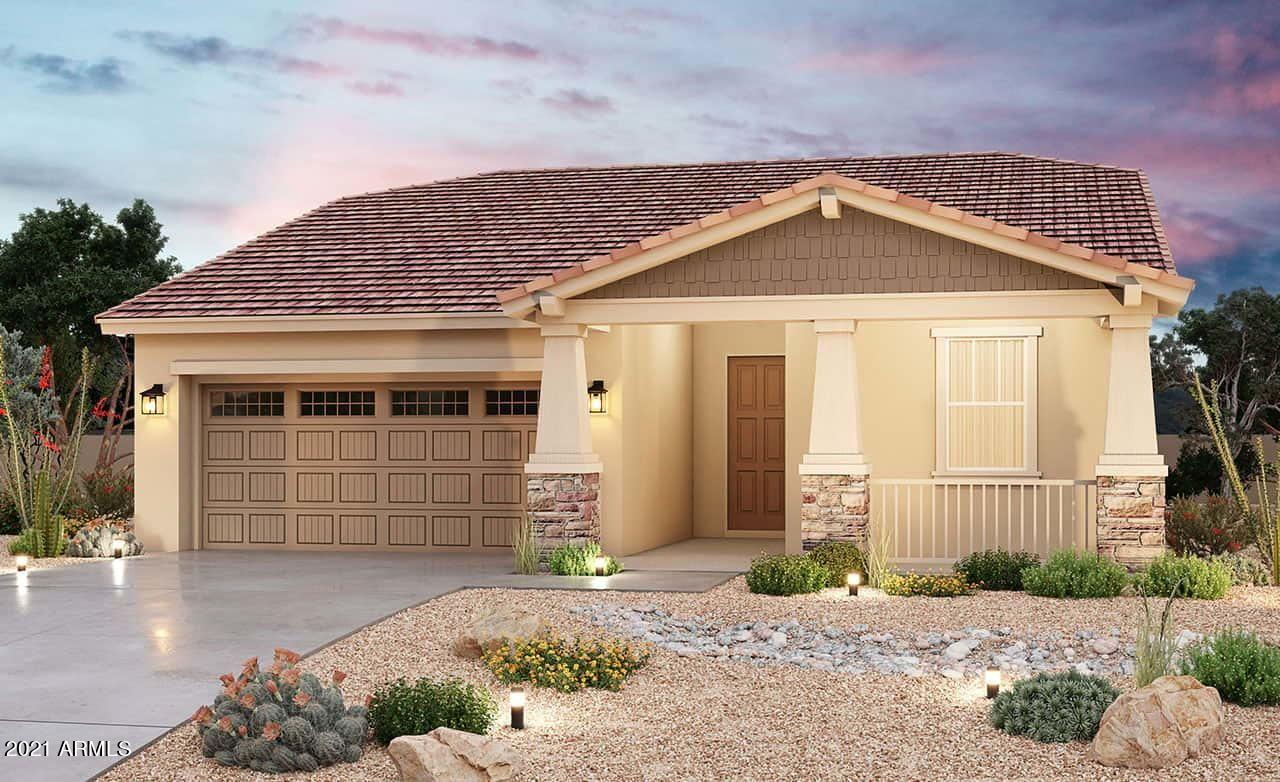 Photo of 40870 W Haley Drive, Maricopa, AZ 85138 (MLS # 6269381)