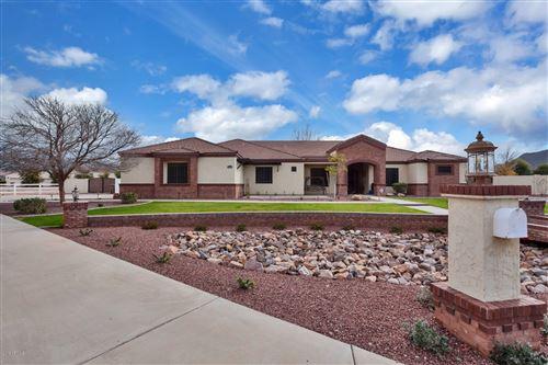 Photo of 21391 E ORCHARD Lane, Queen Creek, AZ 85142 (MLS # 6091382)