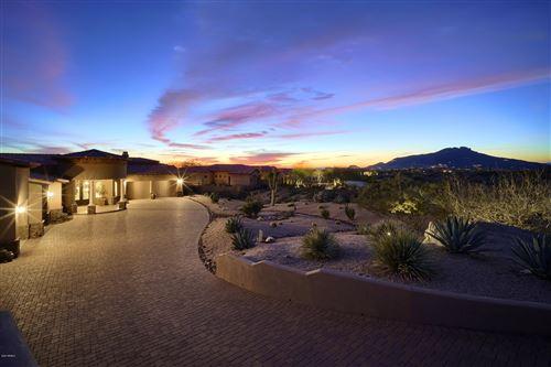Photo of 8469 E NIGHTINGALE STAR Drive, Scottsdale, AZ 85266 (MLS # 6116382)