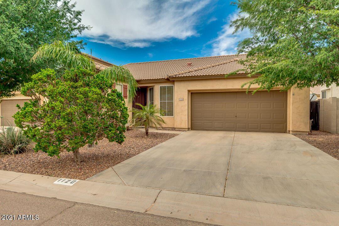 Photo of 1120 E Bosi Street, San Tan Valley, AZ 85140 (MLS # 6249382)