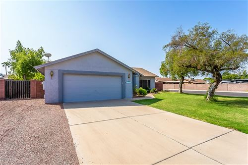 Photo of 8043 W DAHLIA Drive, Peoria, AZ 85381 (MLS # 6135383)