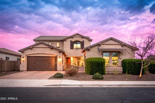 Photo of 912 E PARKVIEW Drive, Gilbert, AZ 85295 (MLS # 6182383)
