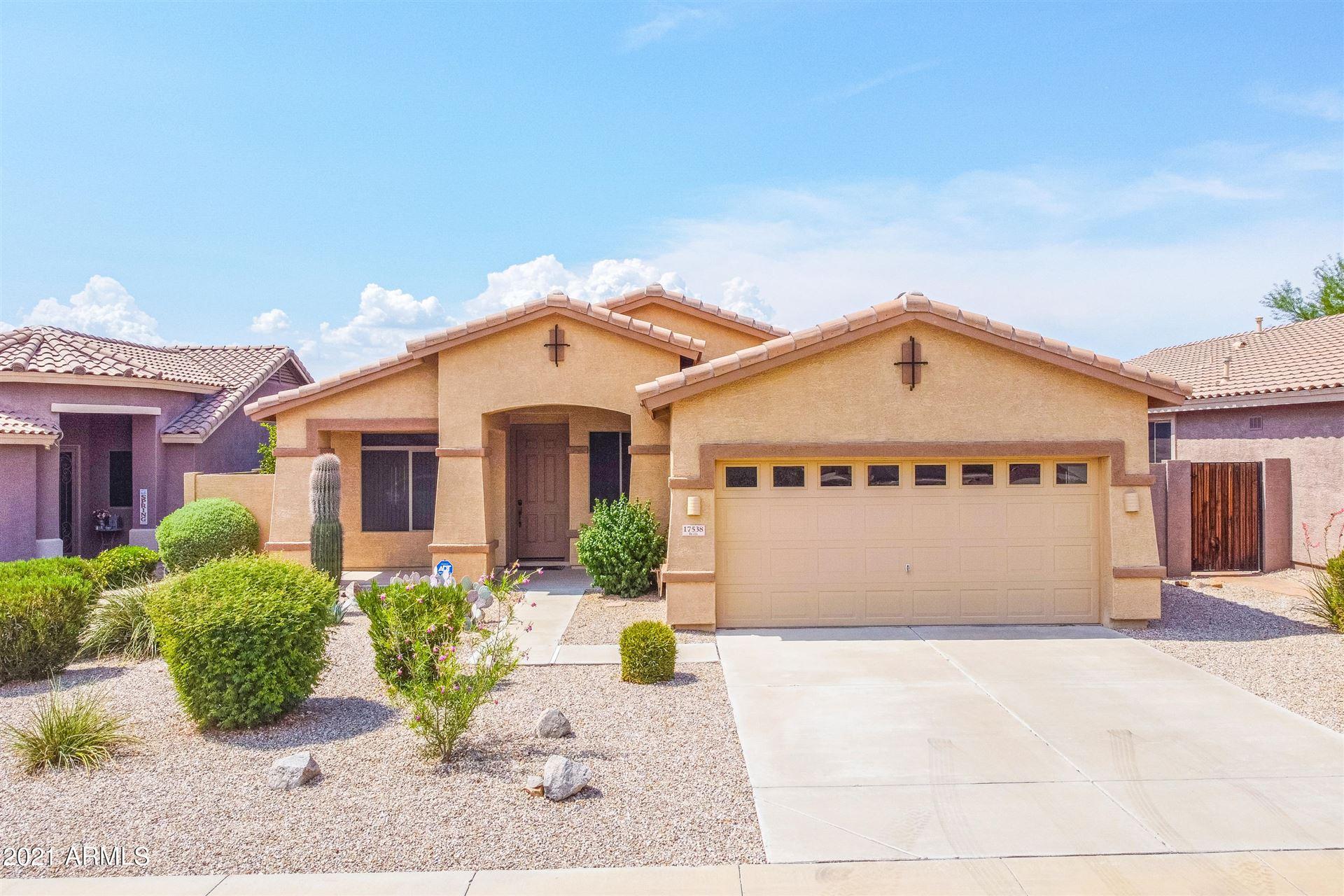 Photo of 17538 W LAVENDER Lane, Goodyear, AZ 85338 (MLS # 6268383)