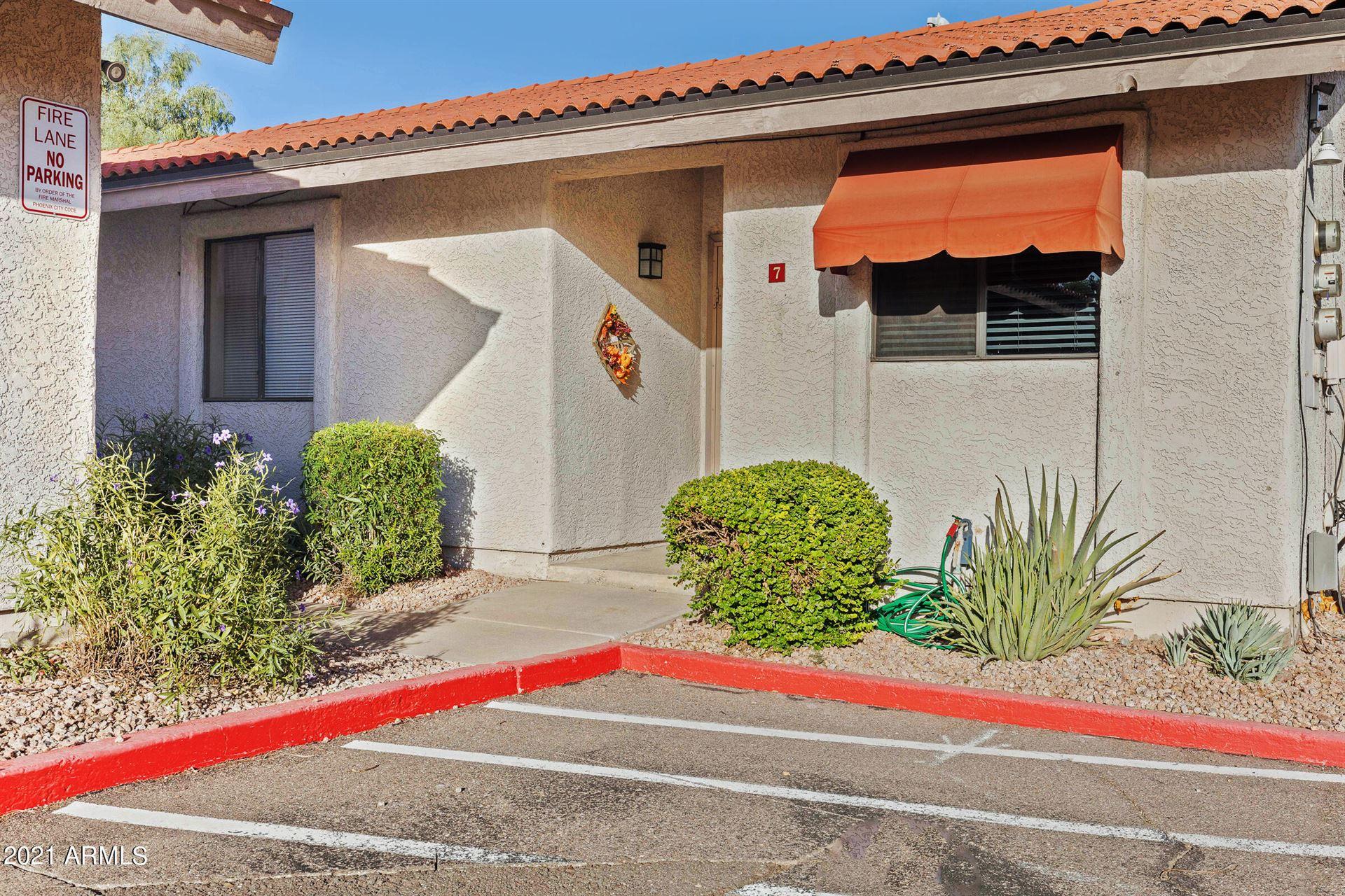 Photo of 4135 N 17TH Street #7, Phoenix, AZ 85016 (MLS # 6307383)